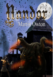Nandor by Martin Owton. Limited, signed hardback.